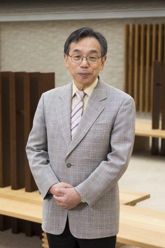 北海道大学総長  名和 豊春